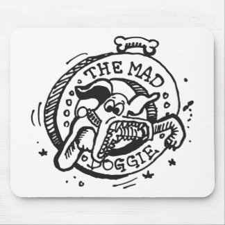 The Mad Doggie Mouse Pads