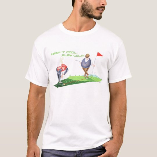 The mad golfer T-Shirt