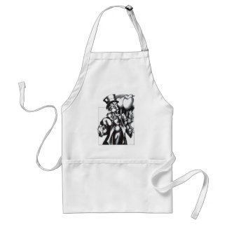The Mad Hatter Adult Apron
