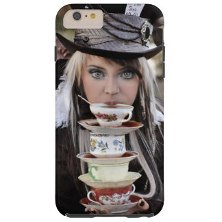 The Mad Hatter Tough iPhone 6 Plus Case