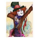 The Mad Hatter | I am NOT an Illusion Postcard