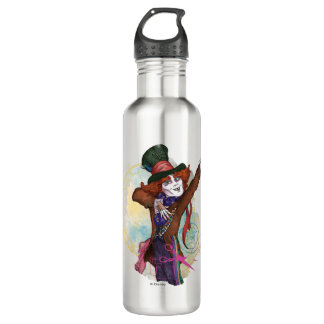 The Mad Hatter | I am NOT an Illusion Stainless Steel Water Bottle