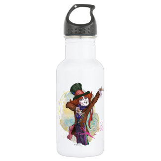 The Mad Hatter | I am NOT an Illusion Water Bottle