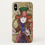 The Mad Hatter | Mad as a Hatter 2 iPhone X Case