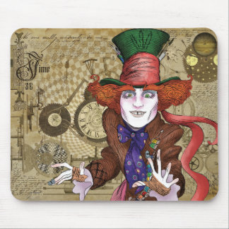 The Mad Hatter | Mad as a Hatter 2 Mouse Pad