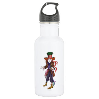 The Mad Hatter | Mad as a Hatter Stainless Steel Water Bottle
