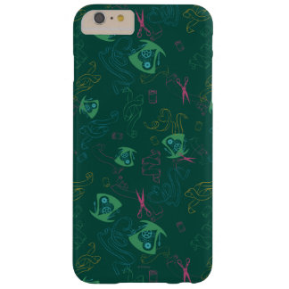 The Mad Hatter Pattern Barely There iPhone 6 Plus Case