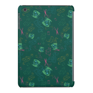 The Mad Hatter Pattern iPad Mini Retina Case