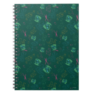 The Mad Hatter Pattern Notebook