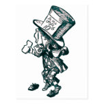 The Mad Hatter Postcards