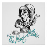 The Mad Hatter Posters