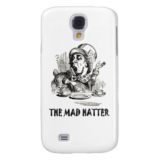 The Mad Hatter Samsung S4 Case