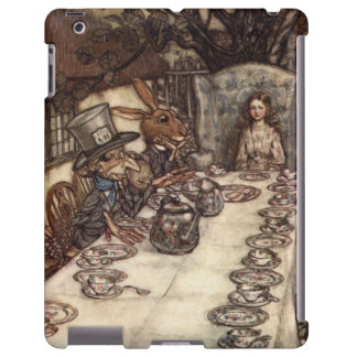The Mad Hatter Tea Party by Arthur Rackham