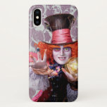 The Mad Hatter | You're all Mad 2 iPhone X Case
