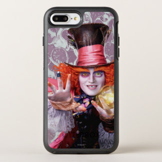 The Mad Hatter   You're all Mad 2 OtterBox Symmetry iPhone 8 Plus/7 Plus Case