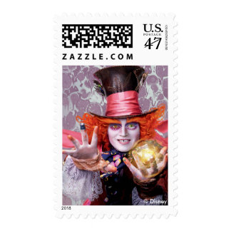 The Mad Hatter | You're all Mad Postage