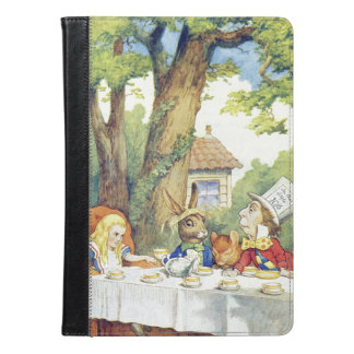 The Mad Hatter's Tea Party 2 iPad Air Case