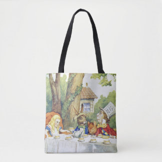 The Mad Hatter's Tea Party 2 Tote Bag