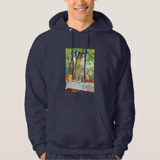 The Mad Hatters Tea Party Full Color Hoody