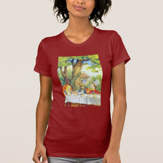 The Mad Hatters Tea Party Full Color Shirt