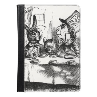 The Mad Hatter's Tea Party iPad Air Case