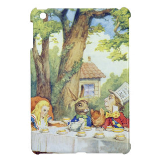 The Mad Hatter's Tea Party iPad Mini Covers