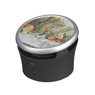 The Mad Hatter's Tea Party Bluetooth Speaker