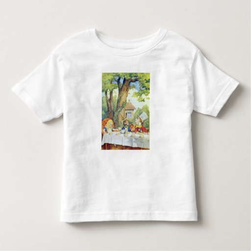 The Mad Hatter's Tea Party Shirts