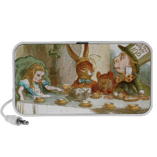 The Mad Hatter's Tea Party Mp3 Speaker