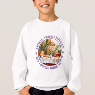 The Mad Hatter's Tea Party Sweatshirt
