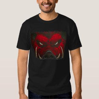 The Mad Hog Plain Black T Shirt