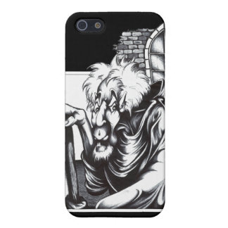 The Mad Monk iPhone 5 Case
