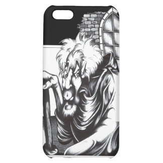 The Mad Monk iPhone 5C Cover
