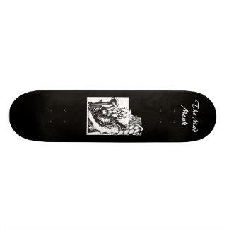 The Mad Monk Skate Decks