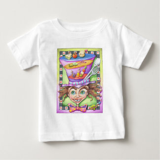 The MAD PLATTER Baby T-Shirt