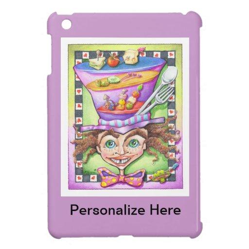 The MAD PLATTER iPad Mini Cover