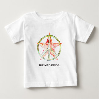 The Mad Pride logo Baby T-Shirt