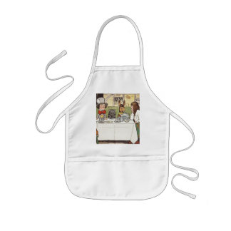 The Mad Tea Party Aprons