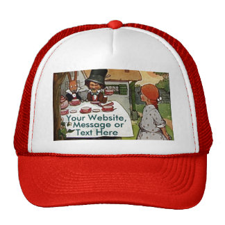 The Mad Tea Party Trucker Hat