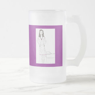 The Mad wife Coffee Mugs