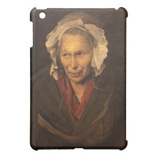 The Mad Woman by Jean Louis Theodore Gericault Cover For The iPad Mini