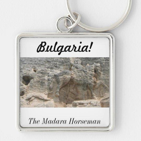 The Madara Horseman - Bulgaria Keychain