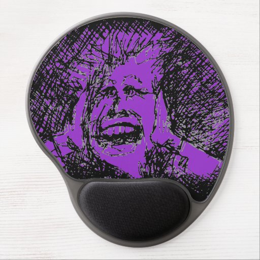 The Madness of Chronic Pain Gel Mouse Pad