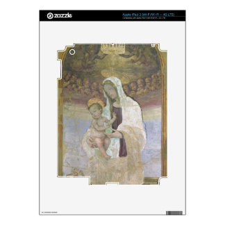 The Madonna and Child, a detail from the tabernacl Decal For iPad 3