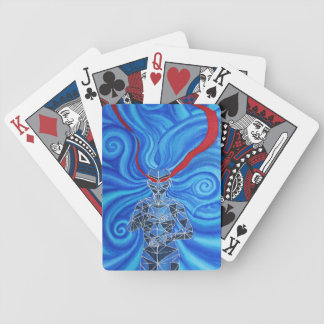 The Madonna of Polygon Card Deck