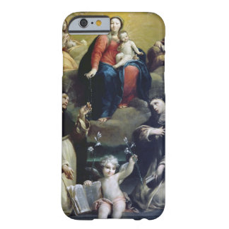 The Madonna of the Rosary with SS Dominic, Catheri Barely There iPhone 6 Case