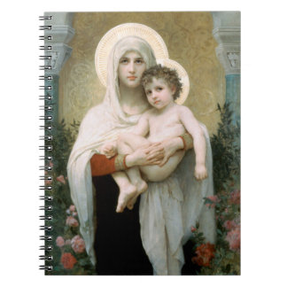 The Madonna of the Roses Notebook