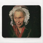 The Madwoman or The Obsession of Envy, 1819-22 Mouse Pad
