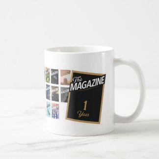 The Magazine First Year Covers Mug