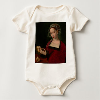 The Magdalen reading by Ambrosius Benson Baby Bodysuit